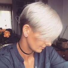 Edyta Hernas Short Hairstyles - 4