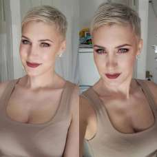 Happy Delphy Short Hairstyles - 14