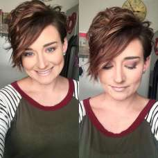 Kaycie Harrison Short Hairstyles - 5