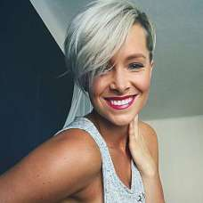 Klara Kovandova Short Hairstyles - 7