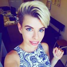 Nancy Jane Short Hairstyles - 10