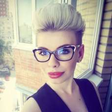 Nancy Jane Short Hairstyles - 5