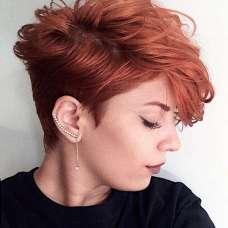Stefanny Crespo Short Hairstyles - 7