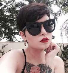Cristiana Baruc Short Hairstyles - 4