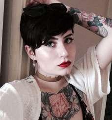 Cristiana Baruc Short Hairstyles - 6