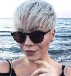 Fanny Rst Short Hairstyles - 3