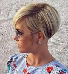 Lavieduneblondie Short Hairstyles - 9
