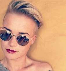 Mandy Kay Bart Short Hairstyles - 2