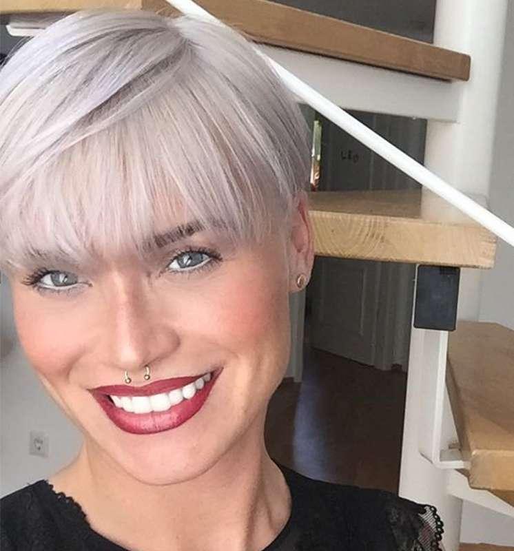 Mandy Kay Bart Short Hairstyles 7 Fashion And Women