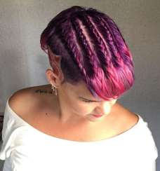 Sali Rasa Short Hairstyles - 7