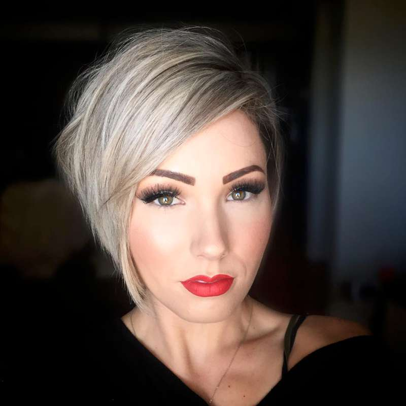 Short Hairstyle 2018 147 Fashion And Women