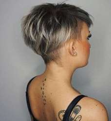 Short Hairstyle 2018 - 19