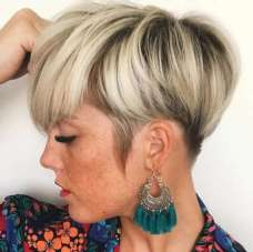 2018 Short Hairstyles - 14