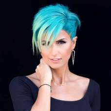 Alineh Avanessian Short Hairstyles - 5