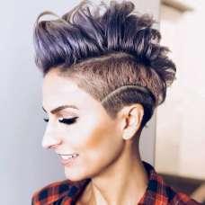 Alineh Avanessian Short Hairstyles - 7