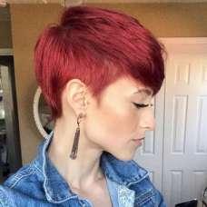 Olivia Devries Short Hairstyles - 4