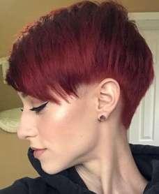 Olivia Devries Short Hairstyles - 6