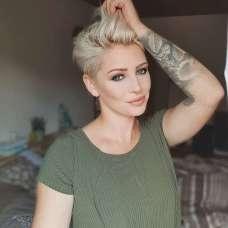 Anna Maria Short Hairstyles - 5