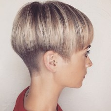 Corinne Gerrard Short Hairstyles - 2