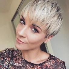 Corinne Gerrard Short Hairstyles - 8