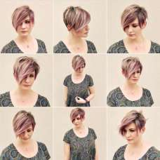 Danitza Ladwig Short Hairstyles - 9