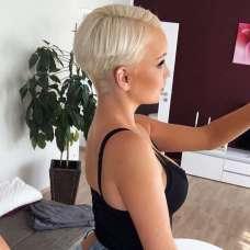 Lara Honeey Short Hairstyles - 2