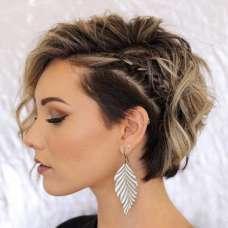 Short Hairstyles Chloe Brown - 1
