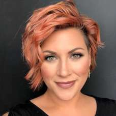Carmen Love Short Hairstyles - 4