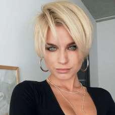 Juliana Short Hairstyles - 3