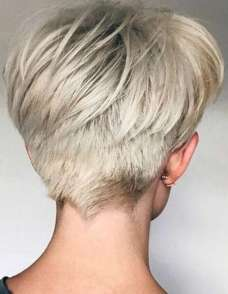 New Short Hairstyle 2018 - 5