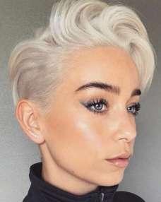 Sarah Louwho Short Hairstyles - 2