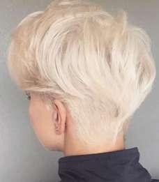 Sarah Louwho Short Hairstyles - 6