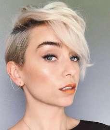Sarah Louwho Short Hairstyles - 8