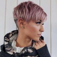 Olivia Short Hairstyles - 2