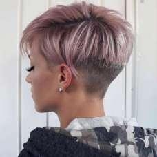 Olivia Short Hairstyles - 5