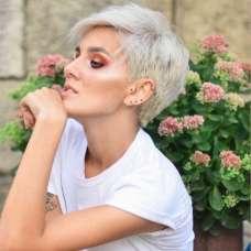 Yulia Short Hairstyles - 8