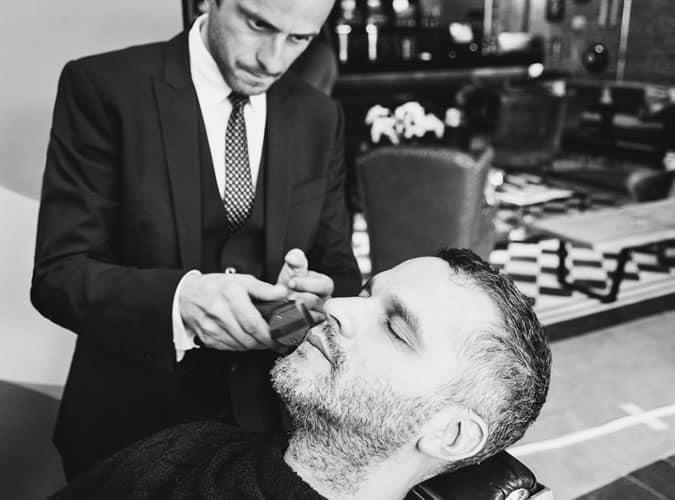 Carmelo Guastella, Master Barber
