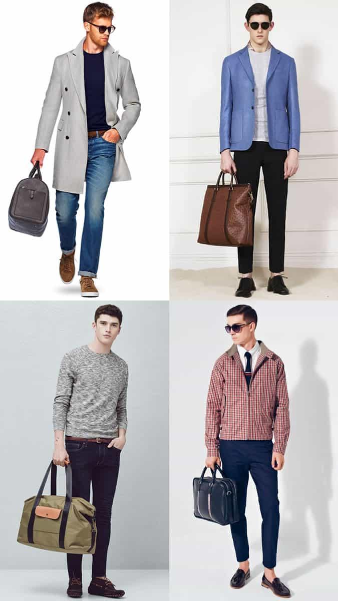 Men's Perfectly Stuffed Bags