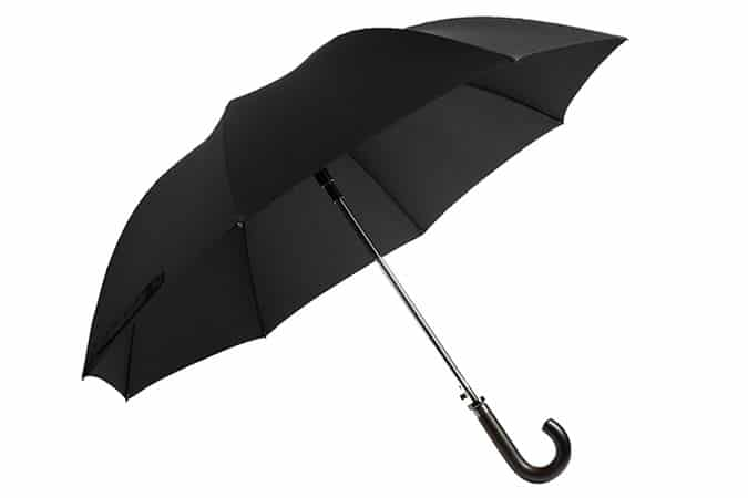 M&S COLLECTION Classic Umbrella with Stormwear™ & Windtech