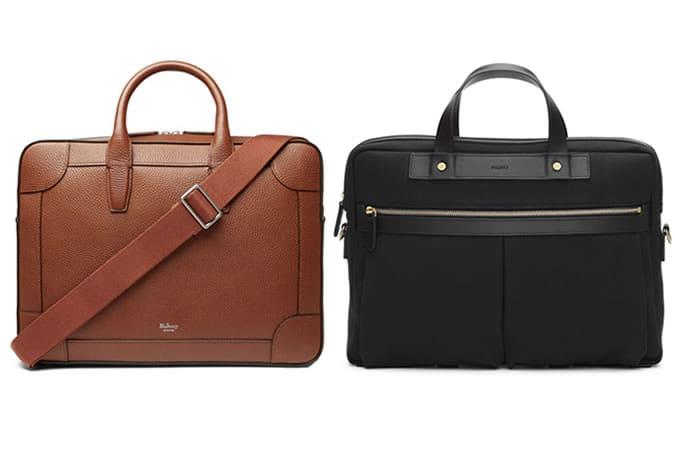 Men's Sleek Briefcases