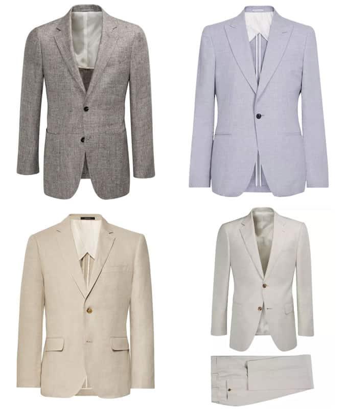 best lightweight blazers for men
