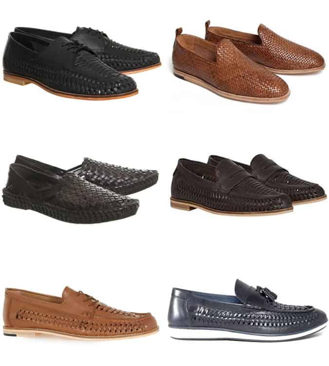 The best men's woven slip-on shoes for summer 2017