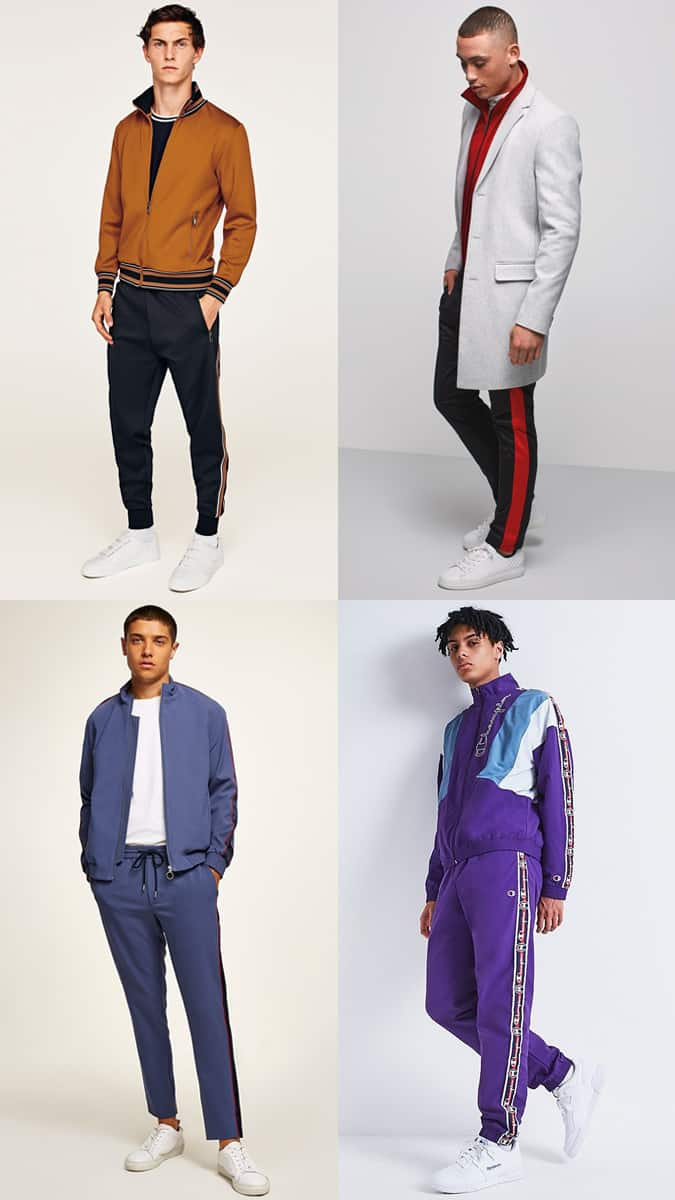 How To Wear Track Pants