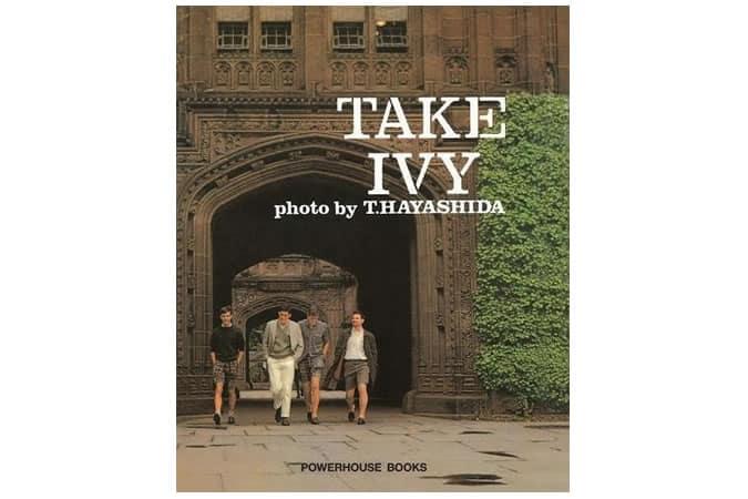 Take Ivy Book