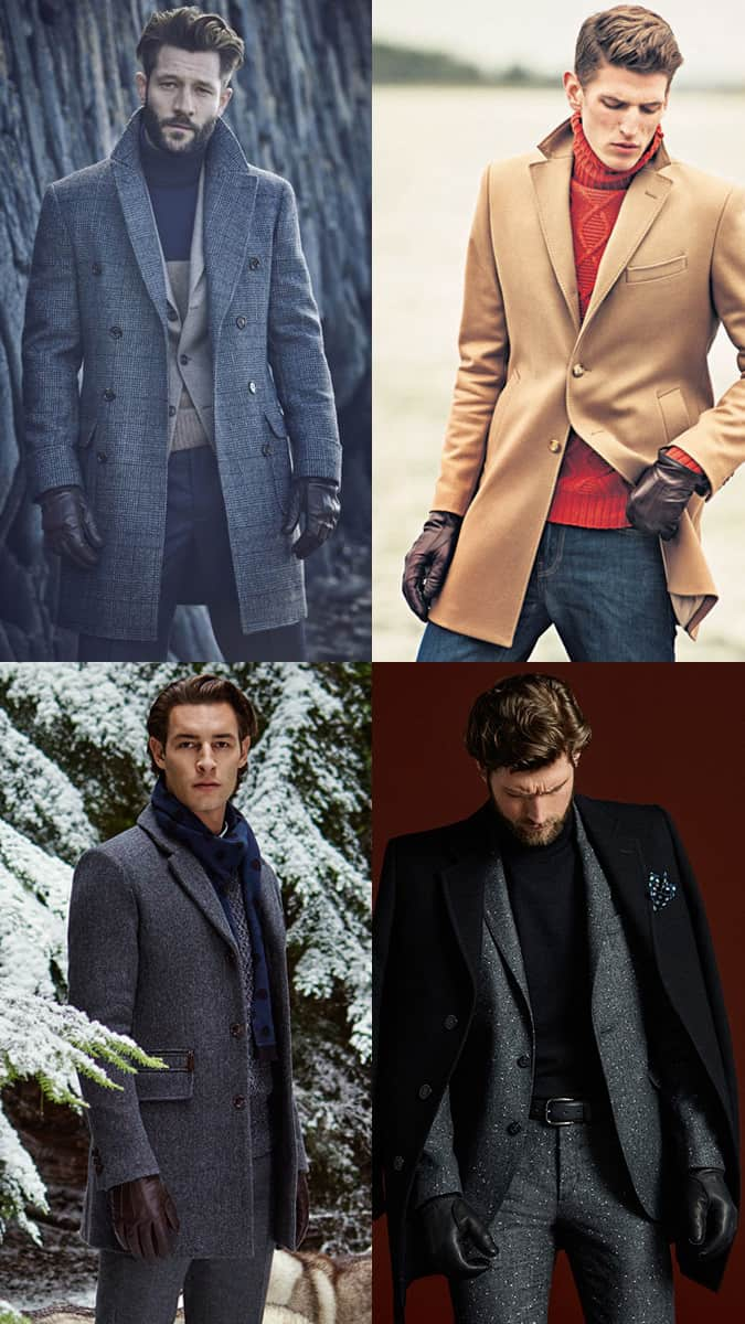 How To Wear Leather Gloves In Winter