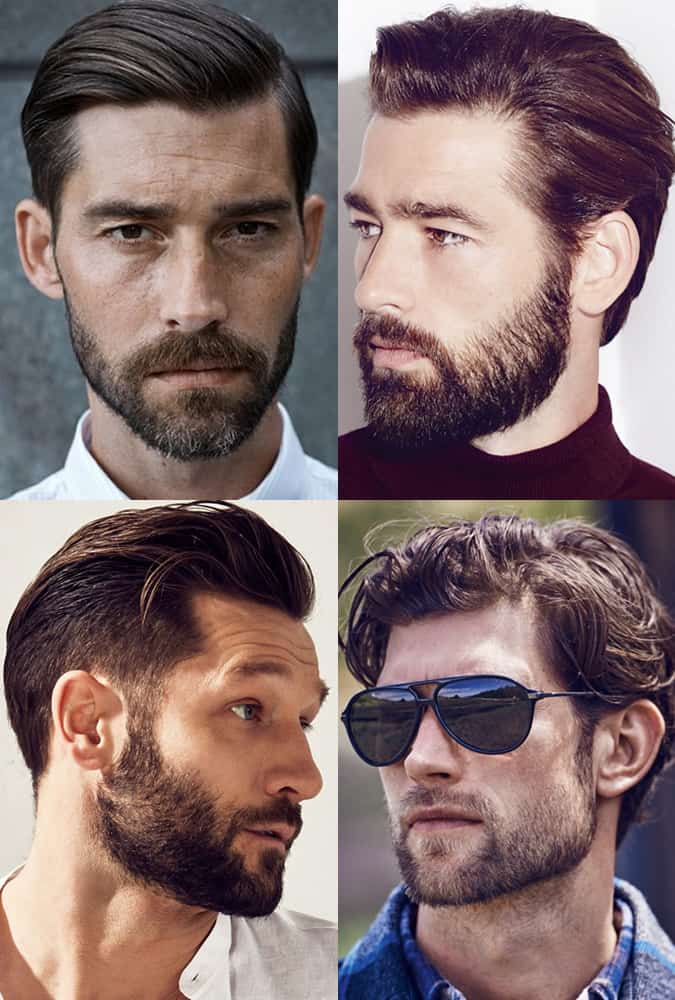 Men's Beard styles for winter 2017