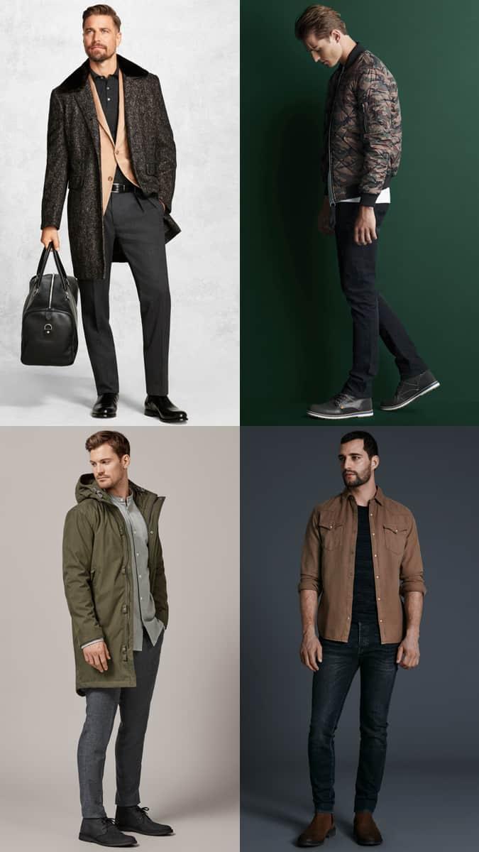 The correct trouser length for men