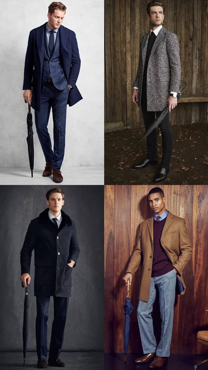 The best men's umbrellas for winter