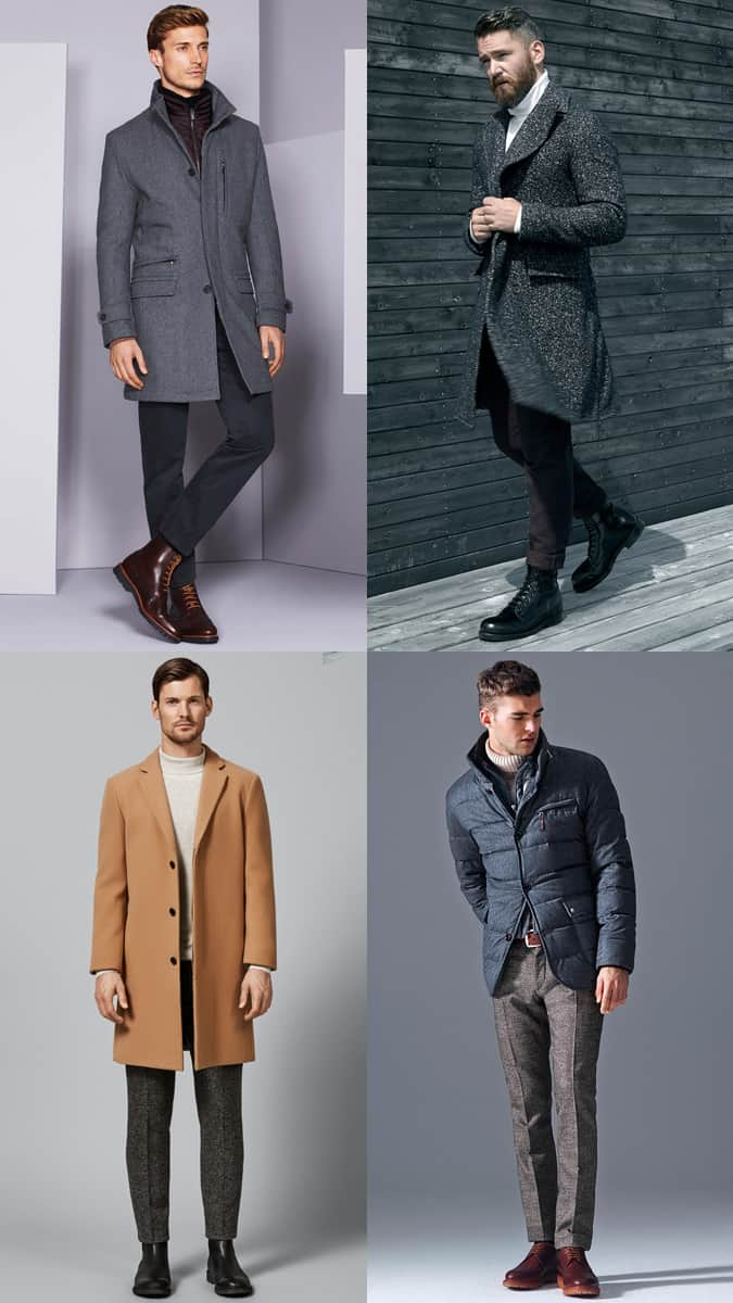 How to style winter-ready shoes and boots for men