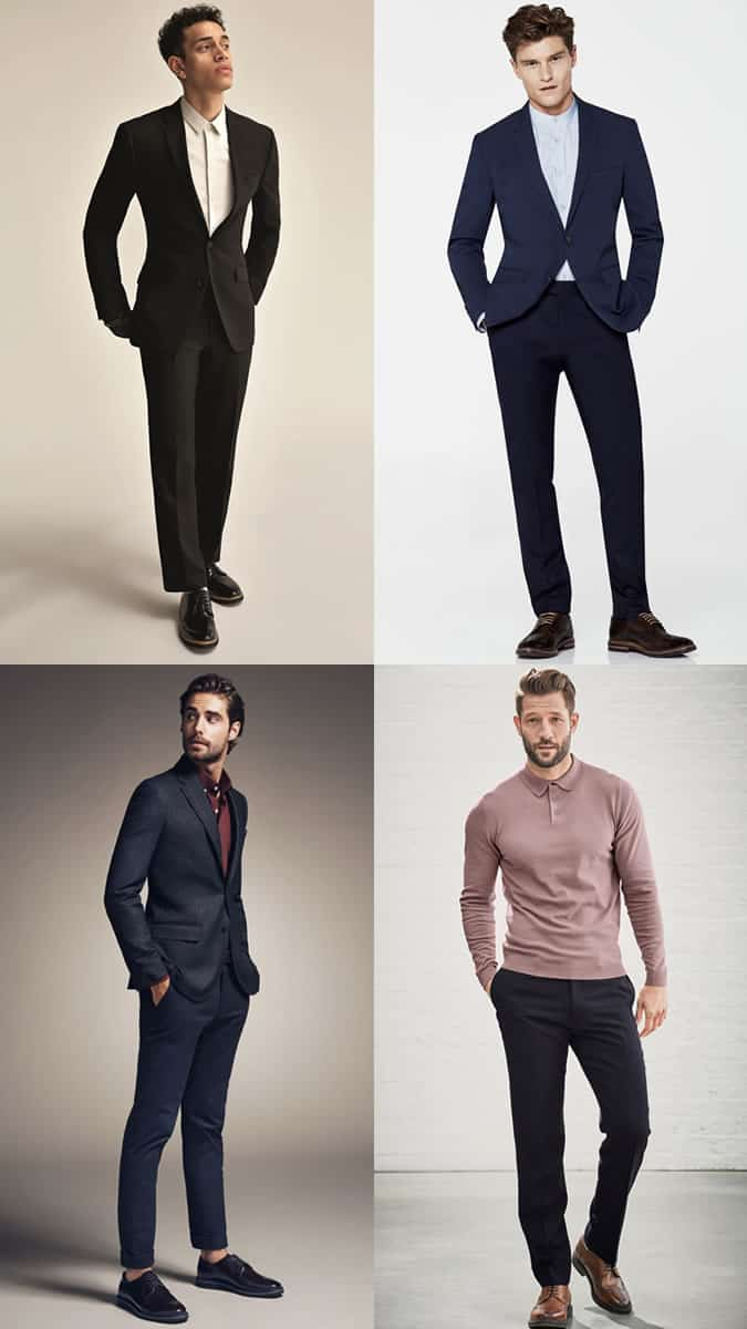 How To Wear Derby Shoes For Work